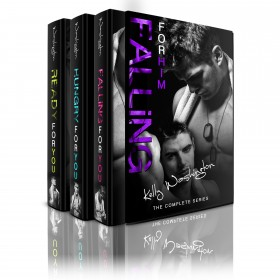 Falling For Him (The Complete Series)
